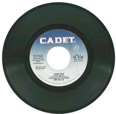 DELLS - I Miss You - CADET