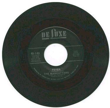 MANHATTANS - Fever - DELUXE