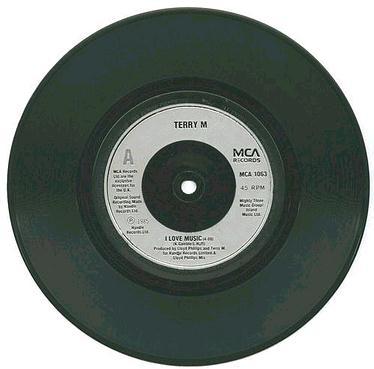 TERRY M - I Love Music - MCA