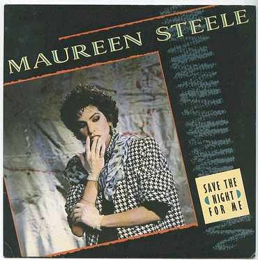 MAUREEN STEELE - Save The Night For Me - Motown