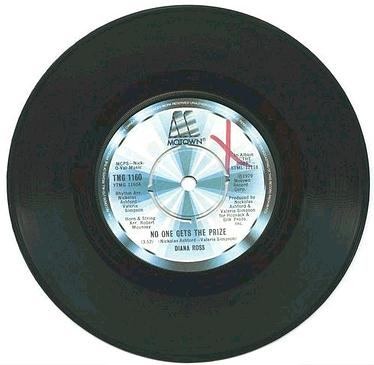 DIANA ROSS - No One Gets The Prize - TMG 1160