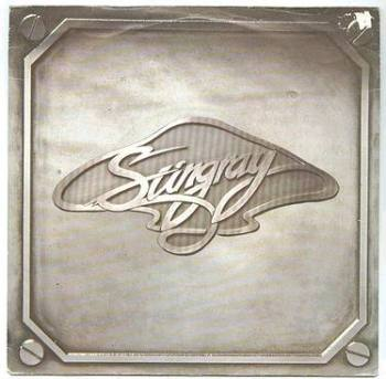 STINGRAY - Better The Devil You Know - Carrere P/S