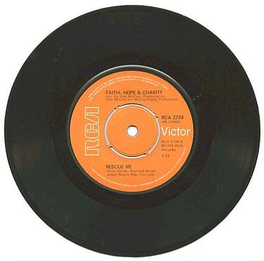 FAITH,HOPE & CHARITY - RESCUE ME - UK RCA