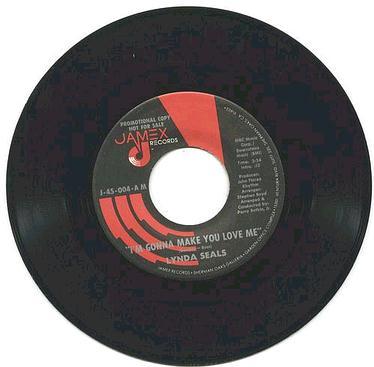 LYNDA SEALS - I'm Gonna Make You Love Me - Jamex