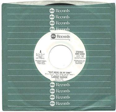 LAMONT DOZIER - Out Here On My Own - ABC dj