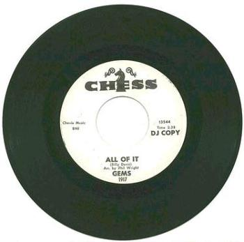 GEMS - ALL OF IT - CHESS dj