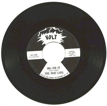 MAD LADS - Mr Fix It - VOLT dj