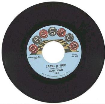 JACKEY BEAVER - JACK-A-RUE - CHECKER
