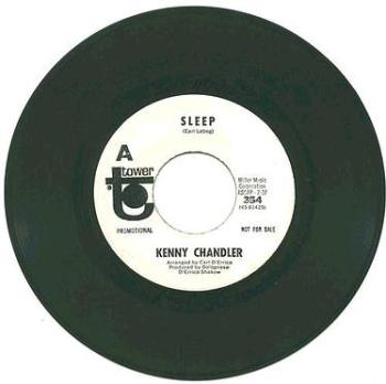 KENNY CHANDLER - SLEEP - TOWER W/DJ