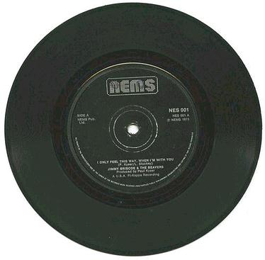 JIMMY BRISCOE - I Only Feel This Way - UK NEMS