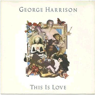 GEORGE HARRISON - THIS IS LOVE - DARK HORSE