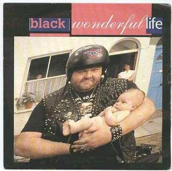 BLACK - WONDERFUL LIFE - A&M P/S