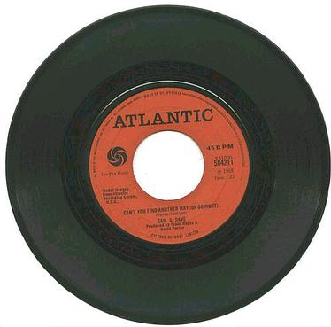SAM & DAVE - Cant You Find Another Way - UK ATL