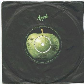 GEORGE HARRISON - BANGLA DESH - APPLE