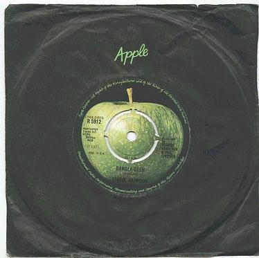 GEORGE HARRISON - BANGLA DESH - APPLE