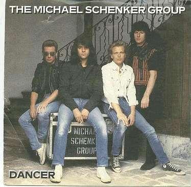 MICHAEL SCHENKER - DANCER - CHRYSALIS P/S