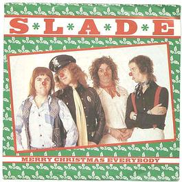 SLADE - MERRY CHRISTMAS EVERYBODY - POLYDOR
