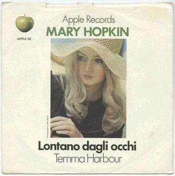 MARY HOPKIN - Temma Harbour - APPLE P/S