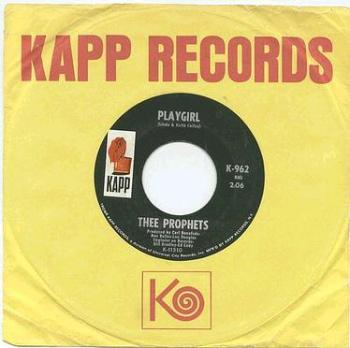 THEE PROPHETS - PLAYGIRL - KAPP
