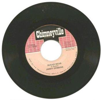JIMMY DOBBINS - SUGAR BEAR - CHIMNEYVILLE