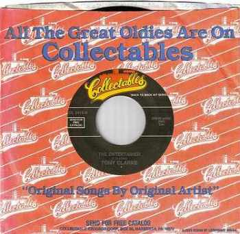 TONY CLARKE - THE ENTERTAINER - COLLECTABLES