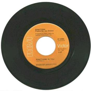 MANITOBA - Something In You - RCA