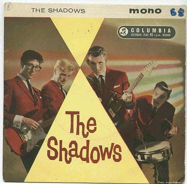 SHADOWS - THE SHADOWS - COLUMBIA