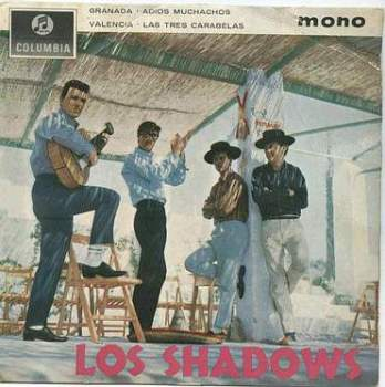 SHADOWS - LOS SHADOWS - COLUMBIA