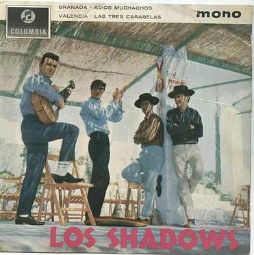 SHADOWS - LOS SHADOWS - COLUMBIA