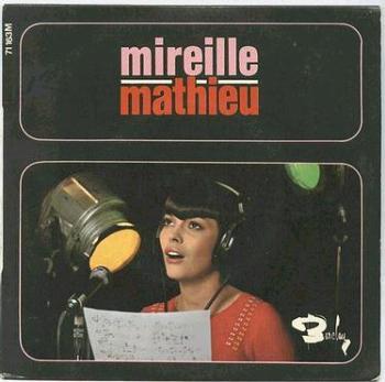 MIREILLE MATHIEU - MIREILLE MATHIEU - :EP: