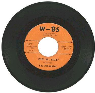 DEBANAIRS - FEEL ALL RIGHT - WBS