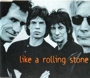 ROLLING STONES - LIKE A ROLLING STONE - VIRGIN