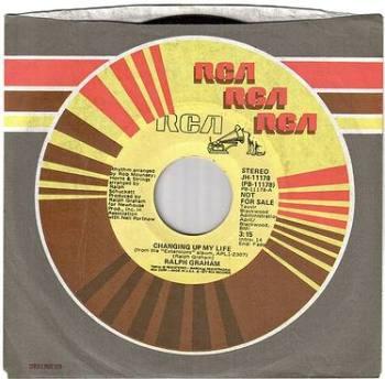 RALPH GRAHAM - CHANGING UP MY LIFE - RCA dj