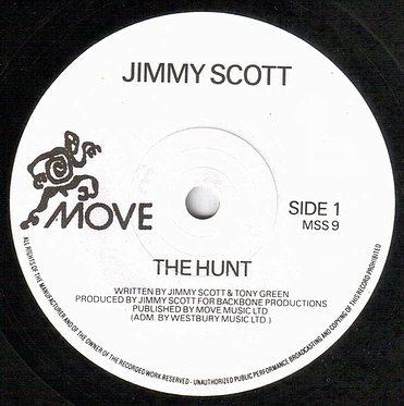 JIMMY SCOTT - THE HUNT - UK MOVE