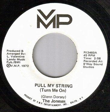 JONESES - PULL MY STRING - VMP
