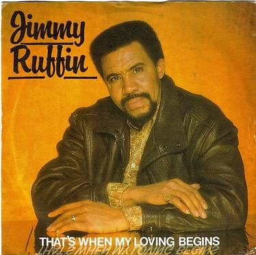 JIMMY RUFFIN - DON'T STOP (KEEP ON LOVING ME GIRL)