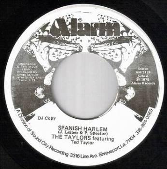TAYLORS - SPANISH HARLEM - ALARM