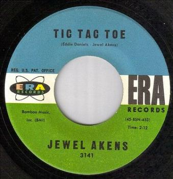 JEWEL AKENS - TIC TAC TOE - ERA