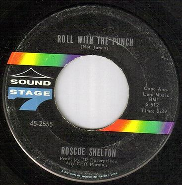ROSCOE SHELTON - ROLL WITH THE PUNCH - SS7