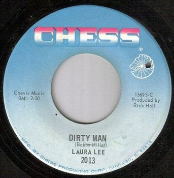 LAURA LEE - DIRTY MAN - CHESS