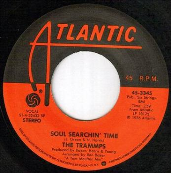 TRAMMPS - SOUL SEARCHIN' TIME - ATLANTIC