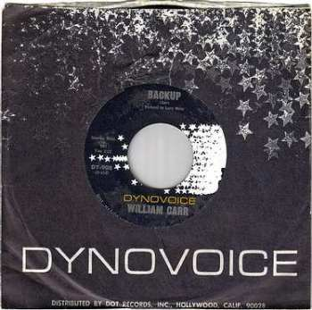 WILLIAM CARR - BACKUP - DYNOVOICE