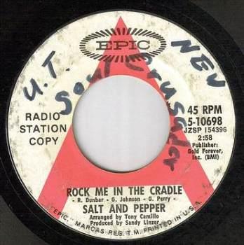 SALT AND PEPPER - ROCK ME IN THE CRADLE - EPIC dj
