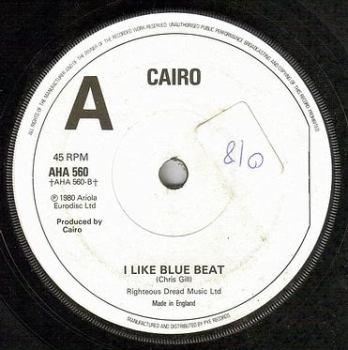 CAIRO - I LIKE BLUE BEAT - ARIOLA