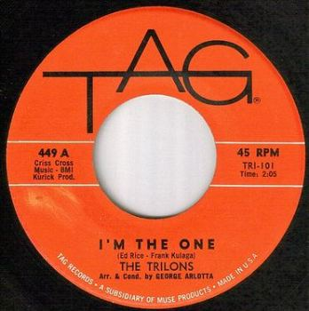 TRILONS - I'M THE ONE - TAG