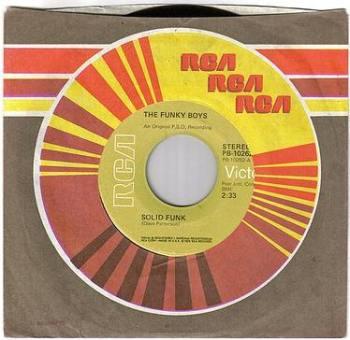 FUNKY BOYS - SOLID FUNK - RCA