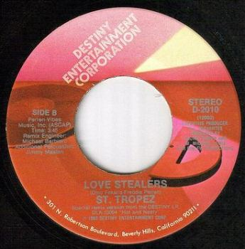 ST.TROPEZ - LOVE STEALERS - DESTINY