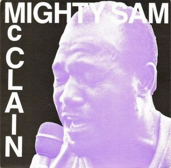 MIGHTY SAM - PRAY - ORLEANS pic/cover