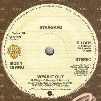 STARGARD - WEAR IT OUT - WB
