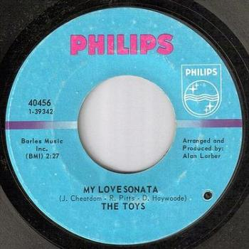 TOYS - MY LOVE SONATA - PHILIPS